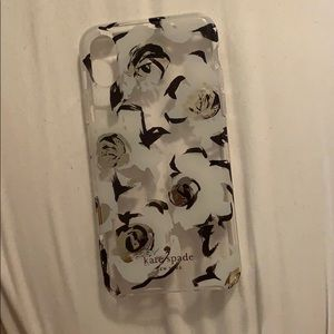 Kate Spade iPhone XS phone case